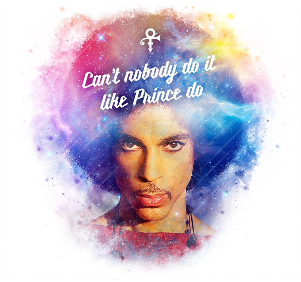Can't nobody do it like Prince do 1